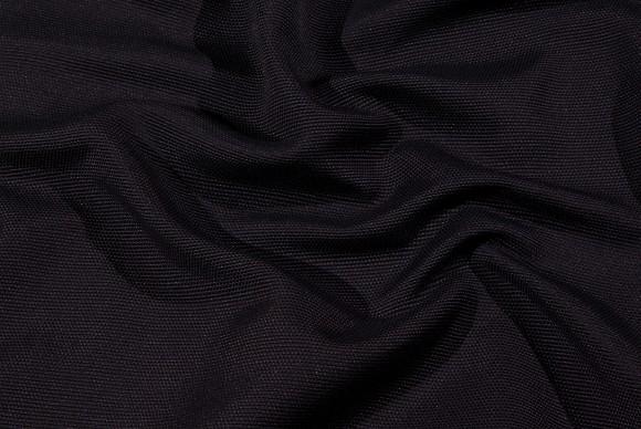Møbelcanvas i solid kvalitet - sort.