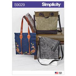 Tasker og variationer. Simplicity 9029.