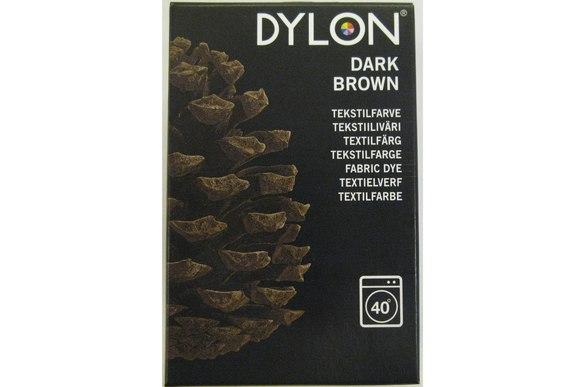 Dylon maskinfarve, brun