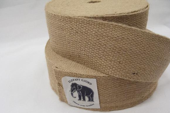 Elefant gjord 7cm bred