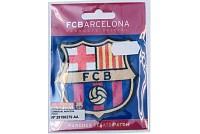 FC Barcelona strygemærke ca. 8 x 8 cm
