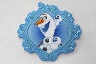 Frost Olaf strygemærke 6x7cm