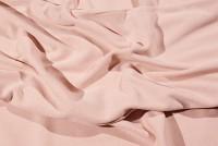 Hudfarvet bomuldsjersey