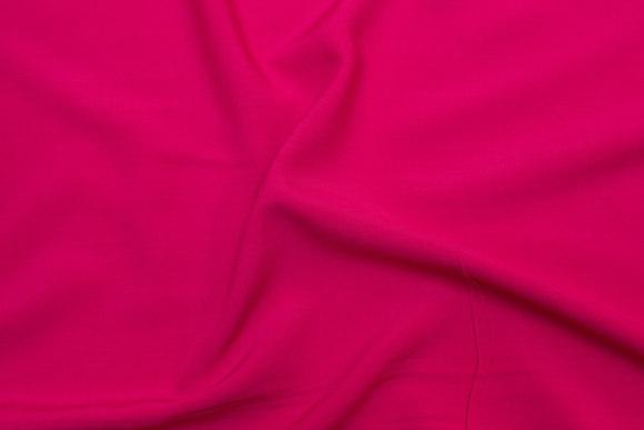 Pink, let viscose, vævet kvalitet uden stræk