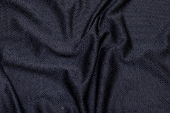 Sort, let sports-jersey i polyester