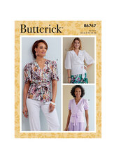 Toppe. Butterick 6767.