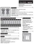 A-facon nederdele med læg og lommer