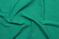 Jadegrøn bomuldsjersey