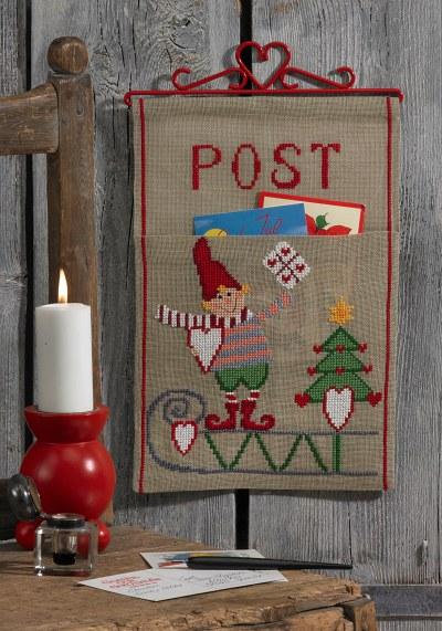Postlomme til julepost
