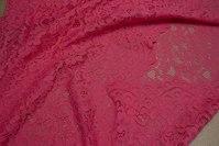 Coralfarvet kjoleblonde med tunger i begge sider