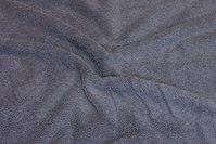 Dobbelvævet frotté i grå