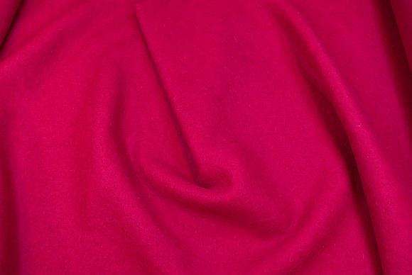 Filtet uld i pink