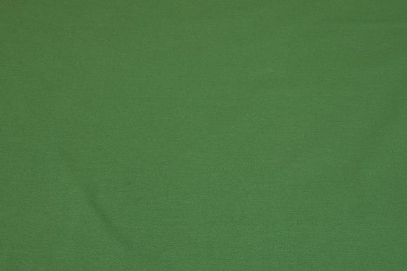 Græsgrøn bomuldsjersey