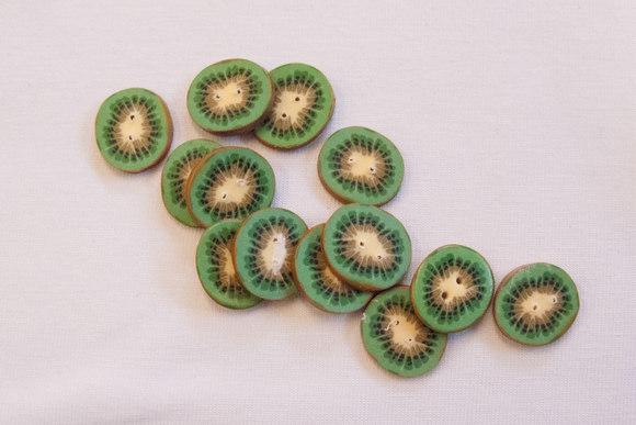 Kiwi knapper 1,4cm