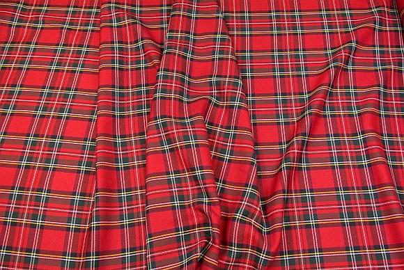 Klantern i rød, grøn og gul i let kvalitet