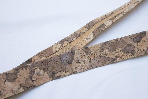 Kork skråbånd 2,5 cm
