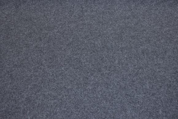 Kraftig 3mm tyk filt i meleret grå