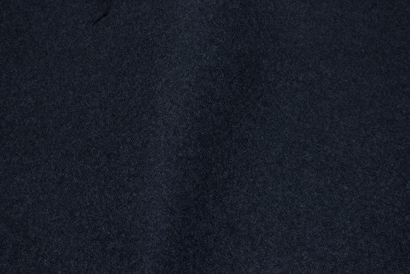 Kraftig 3mm tyk filt i meleret koksgrå