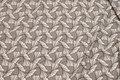 Let lys grå kjolecrepe med let stræk.