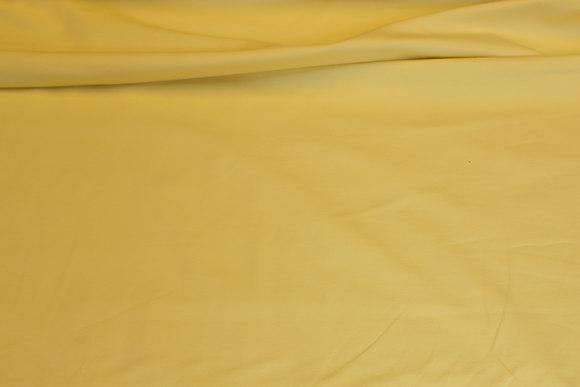 Sart gul bomuldsjersey