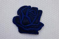 Marine rose strygemærke ø 3,5 cm