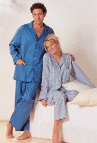 Pyjamas. Burda 2691.
