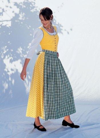 Dirndl kjole