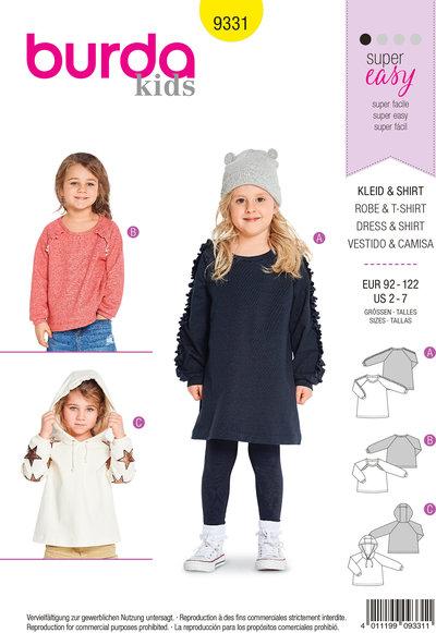 Bluser, hættetrøjer til børn