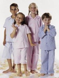 Pyjamas. Burda 9747.