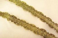 Guld- eller sølvbånd 1cm