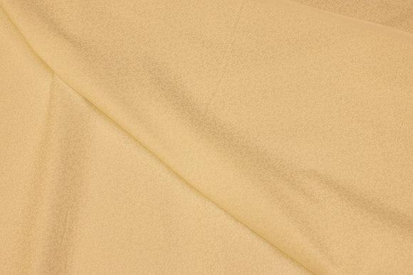 Hvid bladmønstret bomuld