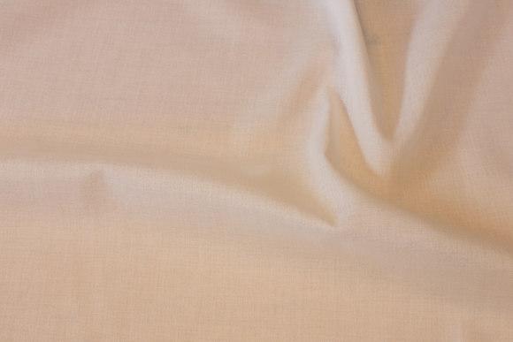 Lys off-white flagdug til lette gardiner