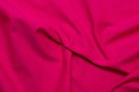 Mørk pink bomuldsjersey