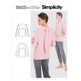 Toppe. Simplicity 9232.