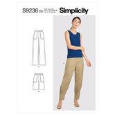 Bukser. Simplicity 9236.