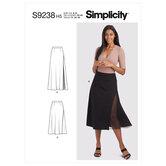 Nederdele. Simplicity 9238.