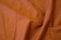 Stræk-fløjl i kanel farvet