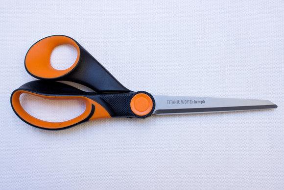 Titanium coated saks 21 cm