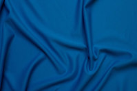 Turkisblå let sportsjersey i polyester
