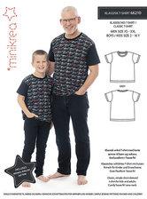 Klassisk T-shirt. Minikrea 66210.