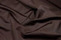 BChocoladebrun stretchlycra til dansetøj, toppe og leggings.