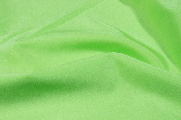 Lime grøn stretchlycra til dansetøj, toppe og leggings.