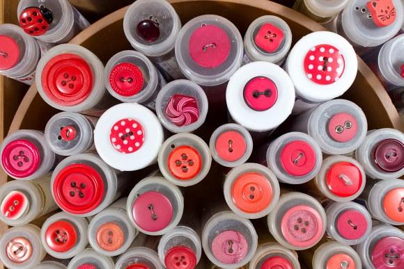 Røde knapper 4