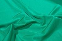 Stærk grøn stretchlycra til dansetøj, toppe og leggings.