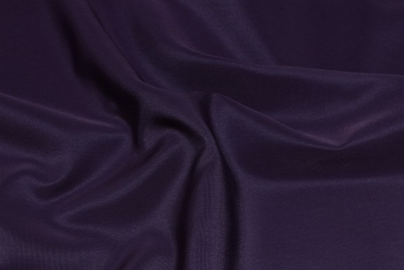 Støvlilla, blød, micro-silk look