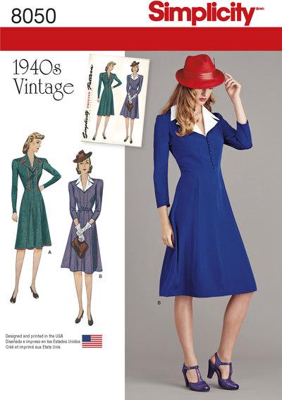 1940 vintage kjoler