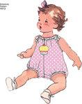 Kjoler og toppe til småbørn og babyer