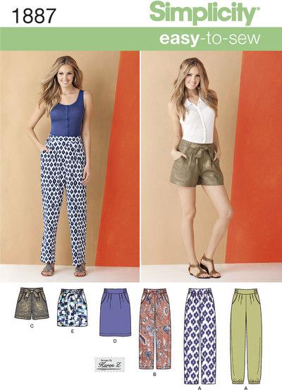 Bukser og nederdele