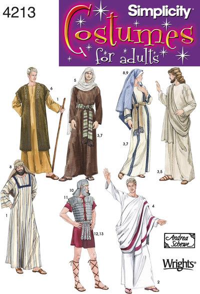 Romertid, messias udklædning