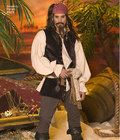 Pirate udklædning - Pirates of the Carribean